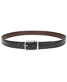 Men's Big & Tall Reversible Belt, Created for Macy's