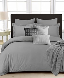 350 Thread Count Cotton Percale Oversized King Duvet Covet Set