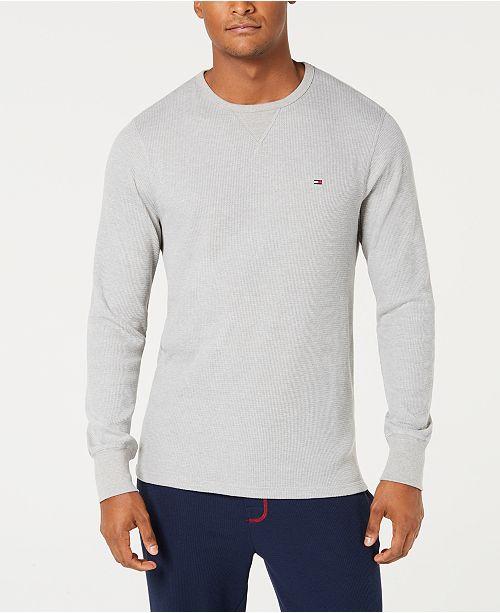 88627005730 Tommy Hilfiger Men s Long-Sleeve Thermal Shirt