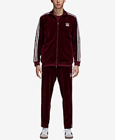 adidas Men's Originals Adicolor Velour hookup