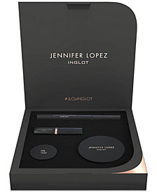 INGLOT 4-Pc. JLO X INGLOT Makeup Set, A $91 Value!