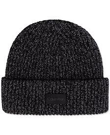 Calvin Klein Men's Marled Hat