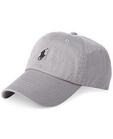 Polo Ralph Lauren Men's Cotton Chino Baseball Cap