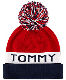 Tommy Hilifiger Men's Logo Ski Hat, Created for Macy's