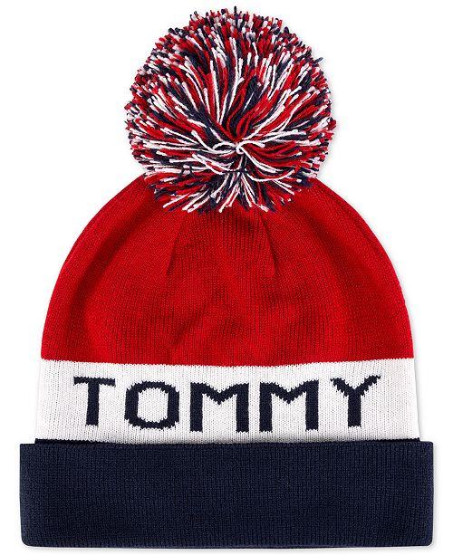 1cf22c244c2 ... Tommy Hilfiger Tommy Hilifiger Men s Logo Ski Hat