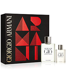 Giorgio Armani Men's 2-Pc. Acqua di Giò Pour Homme Gift Set, A $133 Value