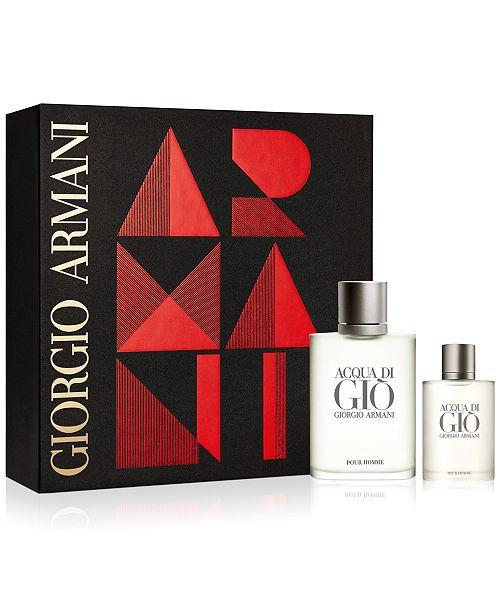 Giorgio Armani Men's 2-Pc. Acqua di Giò Pour Homme Gift Set