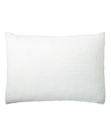 PURE Crinkle Standard/Queen Sham