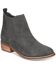 Aqua College Lori Waterproof Booties, Created for Macy's