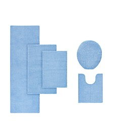 Madison Park Signature Marshmallow Bath Rug Collection