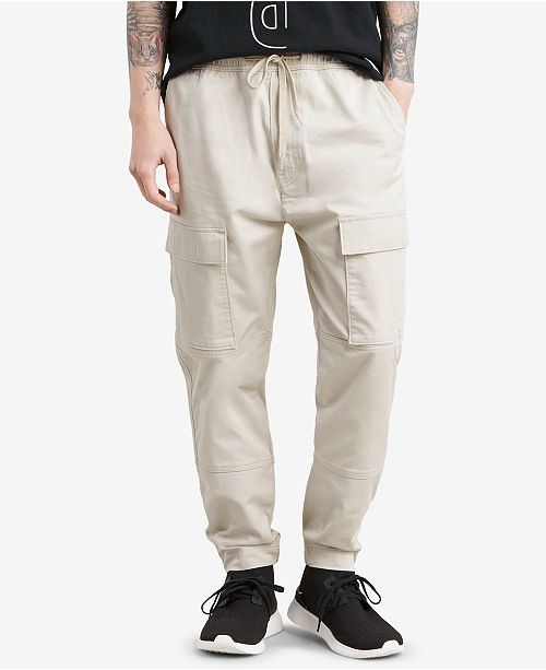 95e711a8 Levi's Men's Utility Essentials Stretch Cargo Joggers & Reviews ...