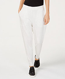 Eileen Fisher Tencel® Slouchy Ankle Pants