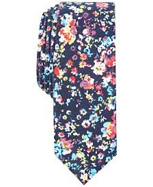 Penguin Men's Freedman Floral Skinny Tie