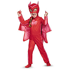 Pj Masks Owlette Classic Toddler Girls Costume