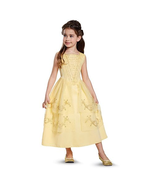 Buyseasons Disney Beauty And The Beast Belle Ball Gown Classic Big
