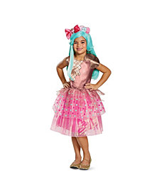 Shoppies Peppa Mint Deluxe Little Girls Costume