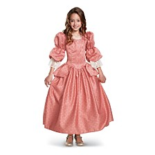 Pirates of The Caribbean 5 Carina Deluxe Big Girls Costume