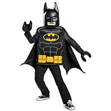 Lego Batman Movie Batman Classic Big Boys or Girls Costume
