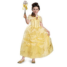 Disney Storybook Belle Prestige Toddler Girls Costume