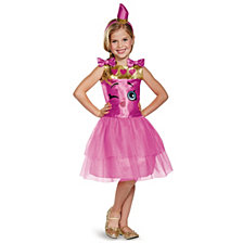Shopkins Apple Blossom Big Girls Costume