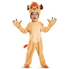 The Lion Guard Kion Classic Little Boys Costume