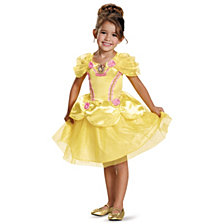 Disney Princess Belle Classic Toddler Girls Costume
