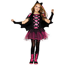 Bat Queen Big Girls Costume