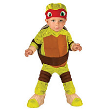Teenage Mutant Ninja Turtle Raphael Toddler Boys Costume