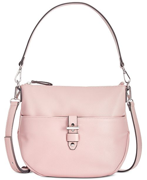 d9e1d658fd6d INC International Concepts I.N.C. Haili Bevel Convertible Crossbody ...