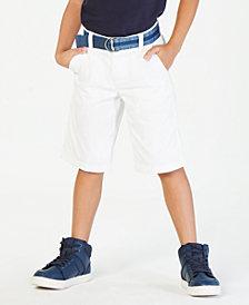 Tommy Hilfiger Dagger Twill Shorts, Big Boys