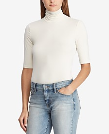 Lauren Ralph Lauren Slim-Fit Turtleneck