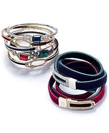 Lauren Ralph Lauren Crystal Bracelet Separates