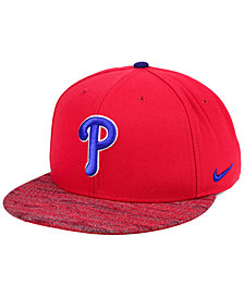 Nike Philadelphia Phillies Reverse New Day Snapback Cap