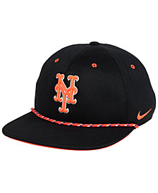 Nike New York Mets String Bill Snapback Cap