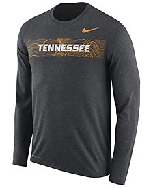Nike Men's Tennessee Volunteers Legend Sideline Long Sleeve T-Shirt 2018