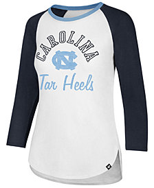 '47 Brand Women's North Carolina Tar Heels Script Splitter Raglan T-Shirt