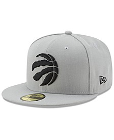 Toronto Raptors Basic 59FIFTY Fitted Cap 2018