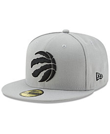 New Era Toronto Raptors Basic 59FIFTY Fitted Cap 2018