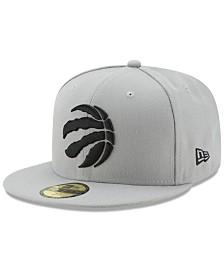 New Era Toronto Raptors Basic 59FIFTY Fitted Cap 2018