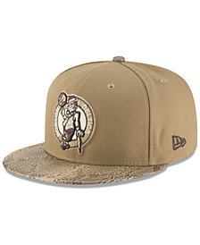 New Era Boston Celtics Snakeskin Sleek 59FIFTY FITTED Cap