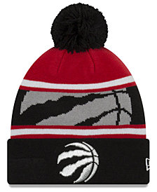 New Era Boys' Toronto Raptors Jr. Callout Pom Hat