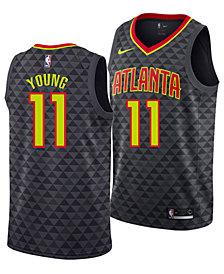 Nike Men's Trae Young Atlanta Hawks Icon Swingman Jersey