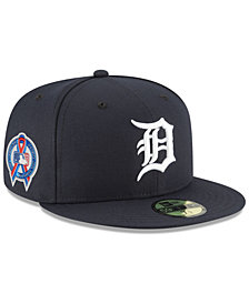 New Era Detroit Tigers 9-11 Memorial 59FIFTY FITTED Cap