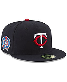 New Era Minnesota Twins 9-11 Memorial 59FIFTY FITTED Cap