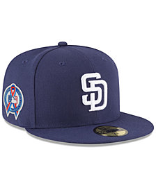 New Era San Diego Padres 9-11 Memorial 59FIFTY FITTED Cap