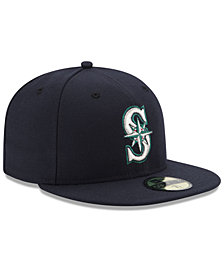 New Era Seattle Mariners 9-11 Memorial 59FIFTY FITTED Cap