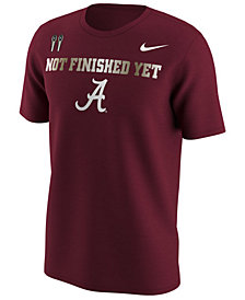 Nike Men's Alabama Crimson Tide Mantra T-Shirt