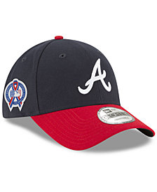New Era Atlanta Braves 9-11 Memorial 9FORTY Cap