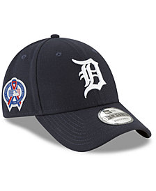 New Era Detroit Tigers 9-11 Memorial 9FORTY Cap