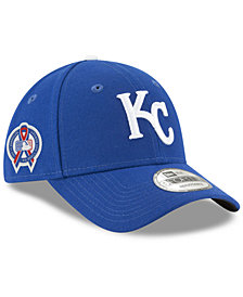 New Era Kansas City Royals 9-11 Memorial 9FORTY Cap